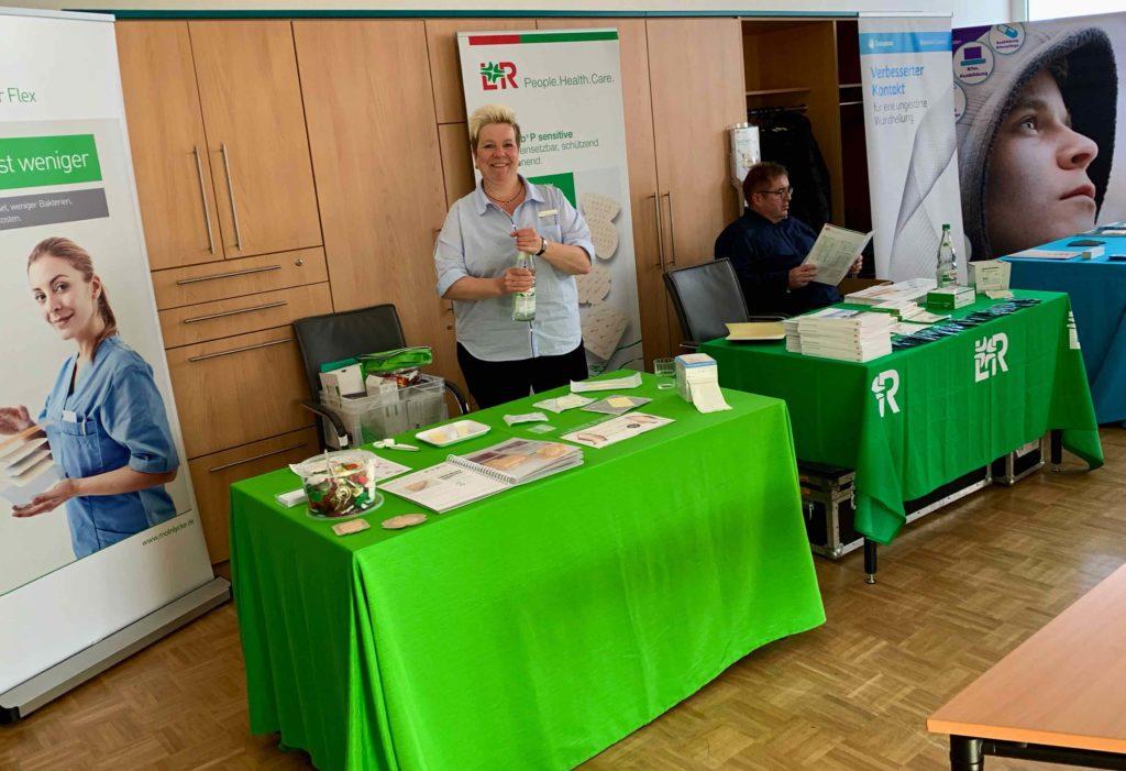 Palliatives Wundmanagement: Veranstaltung vom 4. März 2020